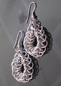 daisykreates: Horsefeathers Earrings