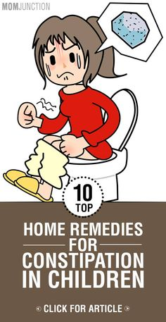 While constipation itself is not a serious health condition, it needs to be taken care of to maintain overall digestive health of the body. Here we bring you the top 10 home remedies for constipation in kids.