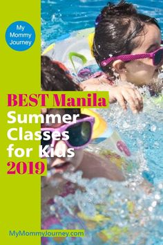 """It's summer! School is out, kids are at home… bugging their moms haha! So what are they to do for 2 whole months aside from drive us crazy with their constant, """"I'm bored"""" whining? Enroll them in summer classes for kids this 2019! HOW TO CHOOSE THE RIGHT SUMMER CLASSES Before you go off excitedly"""