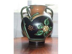 Uppsala Ekeby Urna. UE 2061 Uppsala, Second Hand, Porcelain, Vase, Rock, Mugs, Tableware, Home Decor, Auction
