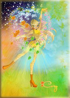 Cory - Fairy of Seasons by ColorfullWinx.deviantart.com on @deviantART