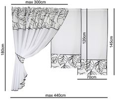 Curtain Ideas, Couture, Bathroom, Home Decor, Beading, Blinds, Drapes Curtains, Washroom, Decoration Home