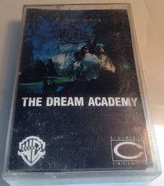 THE DREAM ACADEMY Original tape cassette 1985 WARNER BROS
