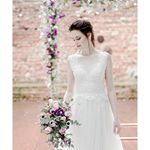 #Amanda #weddingdress from #Lovely collection by @judapietkiewicz