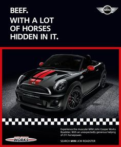 MINI John Cooper Works Roadster…