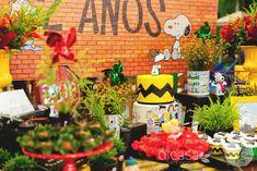 828f7e0d7 Ouse ser quem você é  2 anos do Daniel- Festa do Snoopy e sua