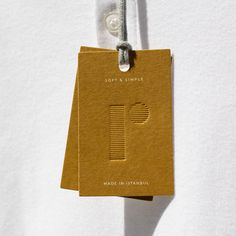 18 ideas fashion logo inspiration swing tags for 2019 Print Packaging, Packaging Design, Branding Design, Logo Design, Logo Branding, Retail Branding, 3d Logo, Corporate Branding, Stationery Design
