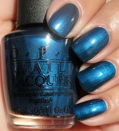 KellieGonzo: OPI Germany Collection Fall 2012