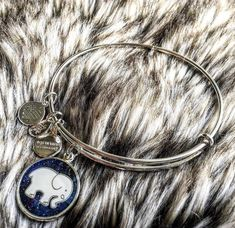 Can't wait for my ivory Ella Alex and Ani bracelet to get here