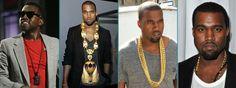 Kanye West Fashion Jewelry