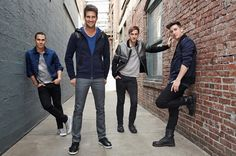 Big Time Rush 2013 photoshoot! The guys definitely know how to look their best!