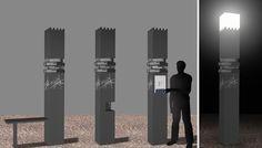 Bruneck Orientierungssystem für eine Stadt – Strukt