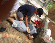ΚΟΝΤΑ ΣΑΣ: Όπλα και χαντζάρια στο σπίτι του Αιγύπτιου που γάζ...