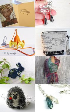 Something special for everyone by Ilona on Etsy--Pinned with TreasuryPin.com
