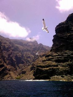 Flyby Mountains - Tenerife