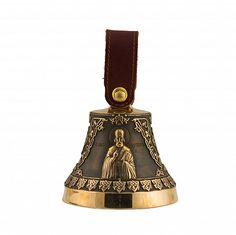 Колокол бронзовый сувенирный