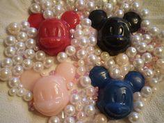 Mickey Disney Fish Extender Party Cruise Soap. $15.30, via Etsy.