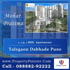 Offering 1 BHK, 1.5 BHK, and 2 BHK highly luxurious and elegant apartments at quite affordable prices, Mohar Pratima can duly satisfy the desires of the home seekers with varying choices and requirements.