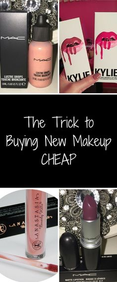 I need to check this out later. Shop all new cosmetics at up to off retail prices. Click image to get the free Poshmark app now. Don't miss out on the sale! Makeup Goals, Love Makeup, Makeup Tips, Beauty Makeup, Hair Beauty, Makeup Brands, Makeup Ideas, Beauty Secrets, Beauty Hacks