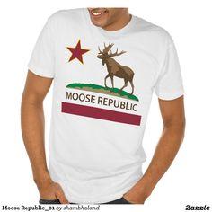 Moose Republic_01 シャツ