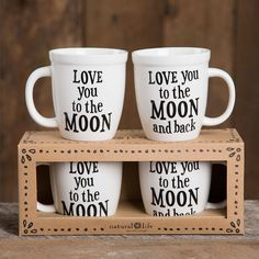 Love you to the moon & back!