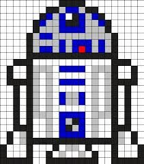 Image result for perler bead pattern star wars