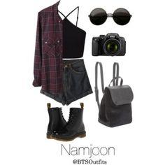 Warped Tour with Namjoon
