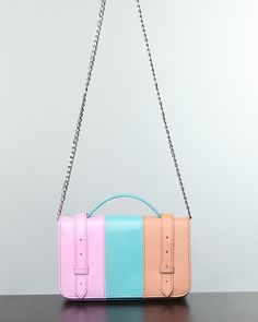 aya Female Gaya Women Colorblock Satchel