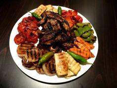 Печени зеленчуци на скара | Пътеводител на галактическия кулинар
