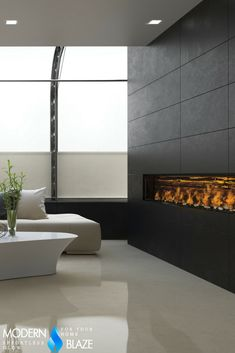 562 best linear fireplaces linear contemporary images in 2019 rh pinterest com