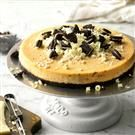 White Chocolate Pumpkin Cheesecake
