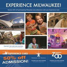 Experience Card | VISIT Milwaukee