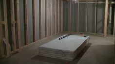 Drywall For Basement Walls