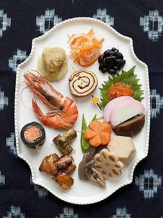 Japanese New Year Dish