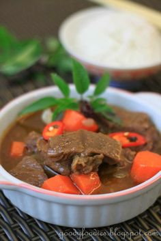 Eat Your Heart Out: Recipe: Vietnamese Bo Kho (Beef Stew) + WORLDFOODS giveaway