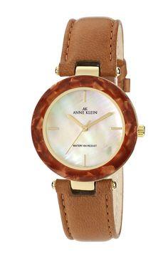 Anne Klein watch.