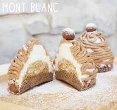 Mont Blanc #postre