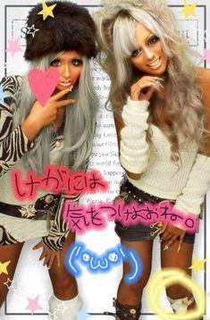 Super cute B/OraOra Gyaru <3