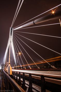 Warsaw, Warsaw by night, kikfoto.com