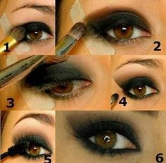 Aprende tips para maquillar tus ojos en #ofertitasec