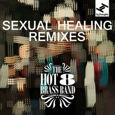 Sexual Healing Remixes cover art