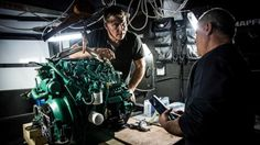 Volvo Penta returns as official engine supplier to Volvo Ocean Race