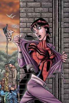 May Day Parker/Spider-girl