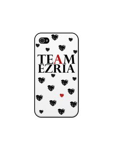 Hey, I found this really awesome Etsy listing at https://www.etsy.com/listing/241011254/pretty-little-liars-ezria-phone-case