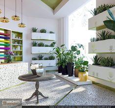 Đi vào phía trong, những vật liệu được lựa chọn đều toát lên vẻ đẹp đúng gu của thiết kế shop hoa đẹp, hiện đại. Từ việc lựa chọn gạch terazzo tươi sáng để lát sàn. Đến việc tối giản chi tiết trong thiết kế. #saokimdecor #boutique #flowershop #showroom #shop #designshowroom #designshop #cửa_hàng_hoa #carpet #chair #table #interior #interiordesign #design #designs  #interiors #インテリア #interieur #innenraum #nộithất Decoration, Design Shop, Recycling, Marseille, Room Interior, Decor, Decorations, Decorating, Dekoration