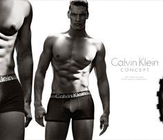 Calvin Klein - Aspirational advertising