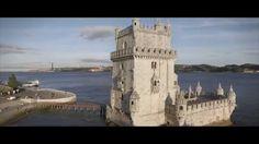 New video of Turismo de Lisboa Lisbon Tours, Lisbon Airport, Places To Travel, Places To Visit, Iberian Peninsula, Visit Portugal, Most Beautiful Cities, Tower Bridge, Great Places