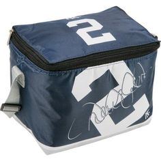 MLB New York Yankees Derek Jeter Property of Lunch Bag by Forever Collectibles, http://www.amazon.com/dp/B003K296O6/ref=cm_sw_r_pi_dp_RYd7qb0TJ9C4W