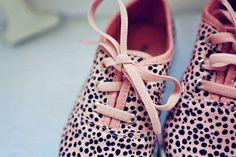 Peach & Cream Coo&c Sneakers (2C)