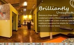 Go see Jodi at Shear Salon, and, while you're there, check in with The Vanity Center!